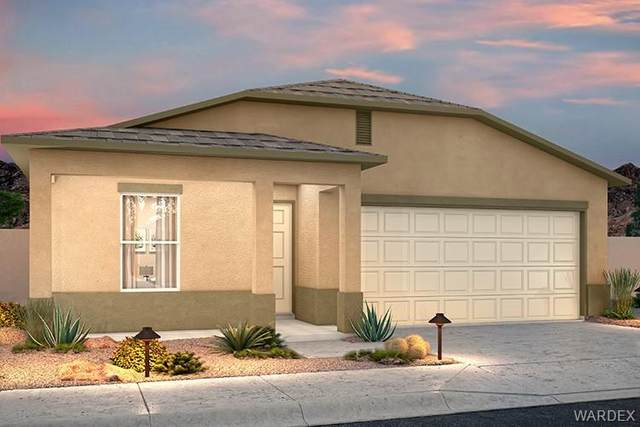 3665 E Koval Drive, Kingman, AZ 86409 (MLS #984841) :: The Lander Team