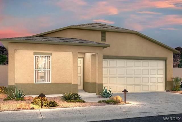 3701 E Koval Drive, Kingman, AZ 86409 (MLS #984843) :: The Lander Team