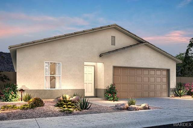 3695 E Koval Drive, Kingman, AZ 86409 (MLS #984845) :: The Lander Team