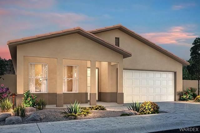 3719 E Koval Drive, Kingman, AZ 86409 (MLS #984847) :: The Lander Team