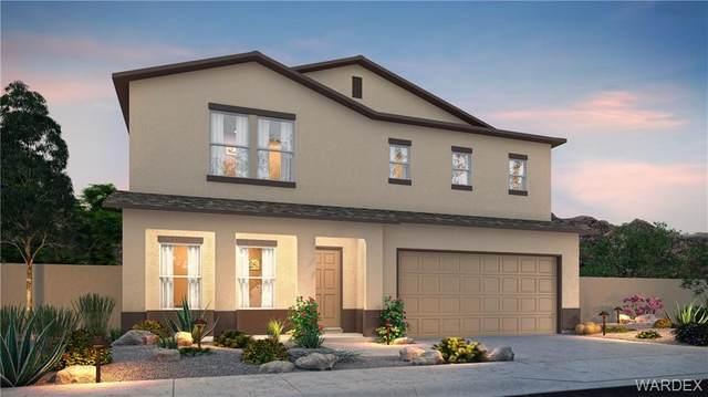 3689 E Koval Drive, Kingman, AZ 86409 (MLS #984848) :: The Lander Team