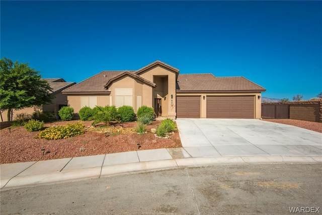 6009 S Columbia Avenue, Fort Mohave, AZ 86426 (MLS #984868) :: The Lander Team