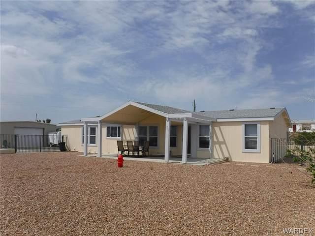210 E Galloway Drive, Meadview, AZ 86444 (MLS #985065) :: The Lander Team