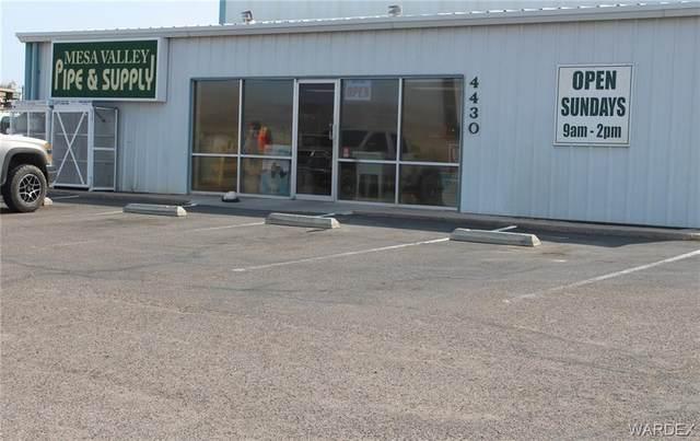 4430 S Highway 95, Fort Mohave, AZ 86426 (MLS #985121) :: The Lander Team