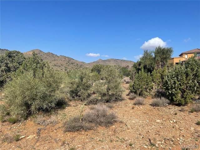 Lot 41 N Lakeview Drive, Kingman, AZ 86401 (MLS #985142) :: The Lander Team