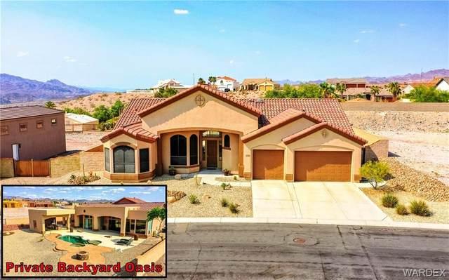 2923 Sidewheel Drive, Bullhead, AZ 86429 (MLS #985149) :: The Lander Team
