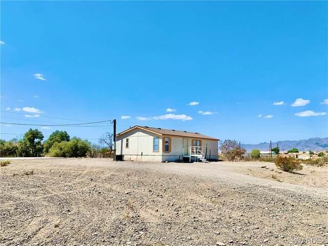2066 E Utah Place, Fort Mohave, AZ 86426 (MLS #985177) :: The Lander Team