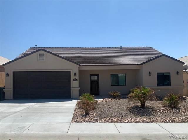 4932 S Mesa Blanca Way, Fort Mohave, AZ 86426 (MLS #985233) :: The Lander Team