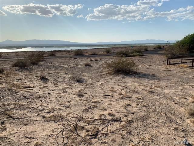13164 S Cactus Drive, Topock/Golden Shores, AZ 86436 (MLS #985251) :: The Lander Team