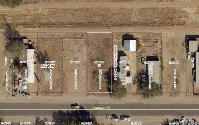 3039 E Suffock Avenue, Kingman, AZ 86409 (MLS #985253) :: The Lander Team