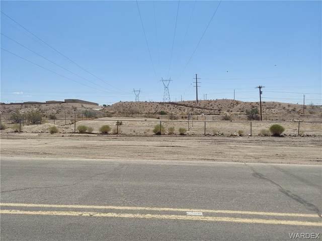 3012 Locust Boulevard, Bullhead, AZ 86429 (MLS #985275) :: The Lander Team