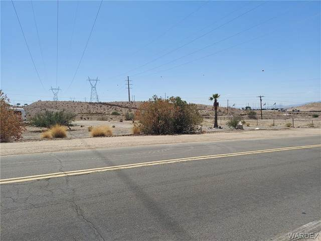 3018 Locust Boulevard, Bullhead, AZ 86429 (MLS #985283) :: The Lander Team