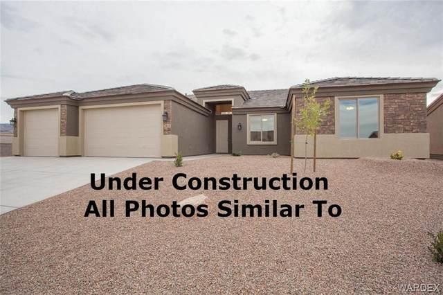 3295 Monte Silvano Avenue, Kingman, AZ 86401 (MLS #985297) :: The Lander Team