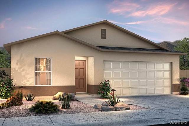 3583 E Koval Drive, Kingman, AZ 86409 (MLS #985308) :: The Lander Team