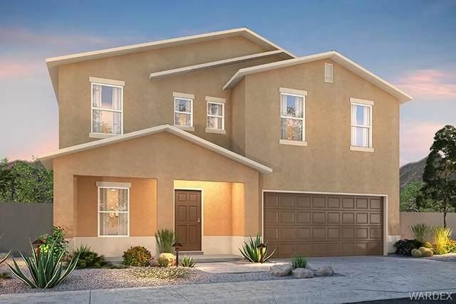 3615 E Koval Drive, Kingman, AZ 86409 (MLS #985322) :: The Lander Team