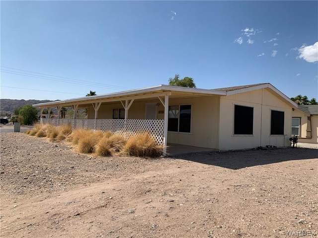 1744 Taylor Road, Bullhead, AZ 86442 (MLS #985361) :: The Lander Team