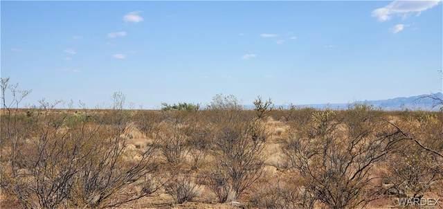. Teddy Roosevelt Road, Golden Valley, AZ 86413 (MLS #985412) :: The Lander Team