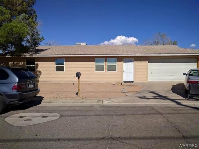 1322 Fairgrounds Boulevard, Kingman, AZ 86401 (MLS #985465) :: The Lander Team