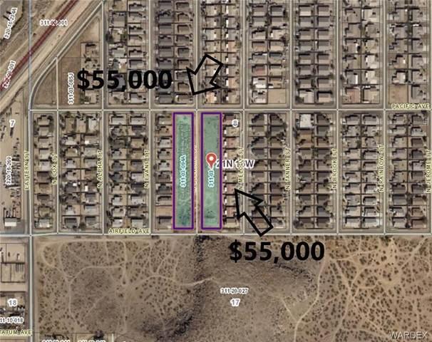 15 Lots N Stewart, Kingman, AZ 86401 (MLS #985558) :: The Lander Team