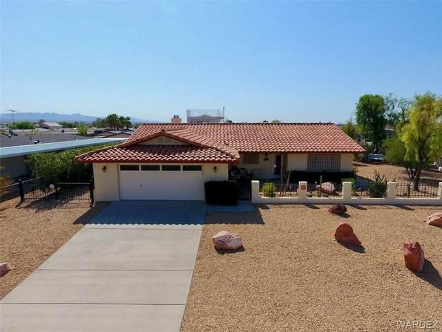 502 Riverfront Drive, Bullhead, AZ 86442 (MLS #985566) :: The Lander Team