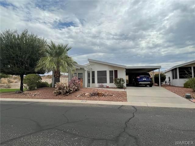2350 Adobe Road #10, Bullhead, AZ 86442 (MLS #985567) :: The Lander Team