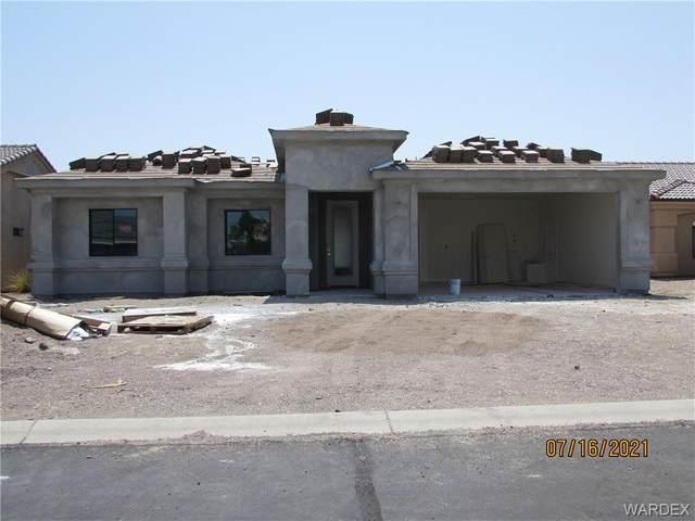 6250 S Vista Laguna Drive, Fort Mohave, AZ 86426 (MLS #985572) :: The Lander Team