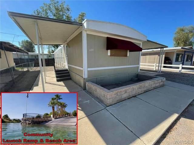 1184 Buena Vista, Bullhead, AZ 86442 (MLS #985604) :: The Lander Team