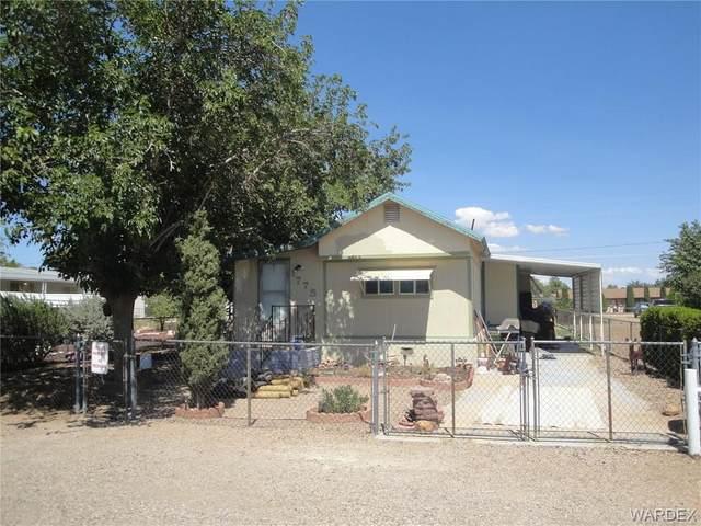 1775 E Devlin Avenue, Kingman, AZ 86409 (MLS #985605) :: The Lander Team