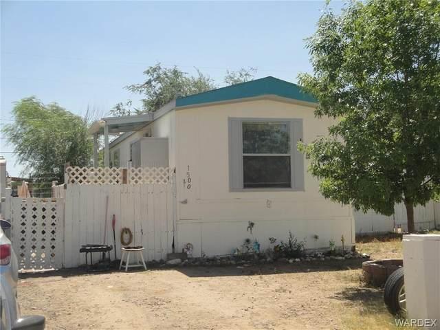 1500 E John L Avenue, Kingman, AZ 86409 (MLS #985608) :: The Lander Team