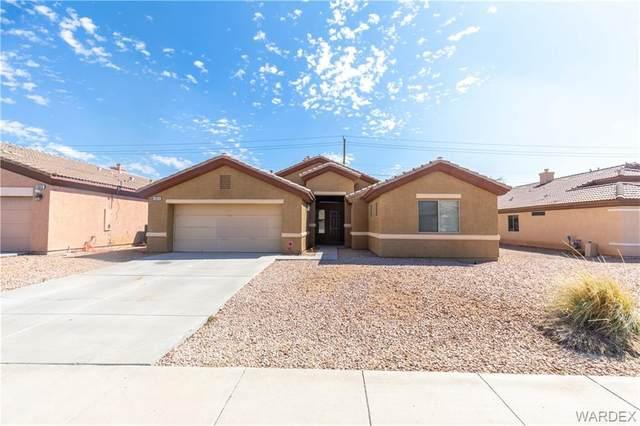 3854 Heather Avenue, Kingman, AZ 86401 (MLS #985619) :: The Lander Team