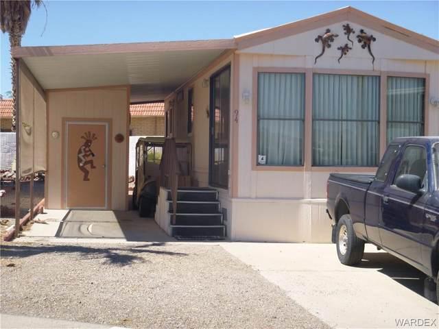 2000 Ramar Rd #94, Bullhead, AZ 86442 (MLS #985626) :: The Lander Team