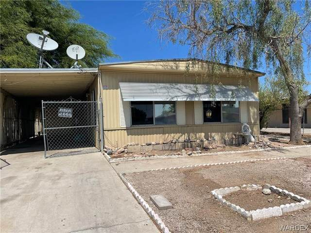 965 Glen Drive, Bullhead, AZ 86442 (MLS #985649) :: The Lander Team