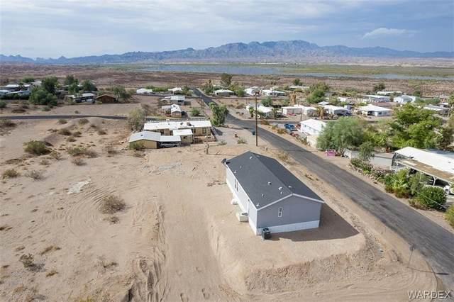 4650 E Park Drive, Topock/Golden Shores, AZ 86436 (MLS #985675) :: The Lander Team