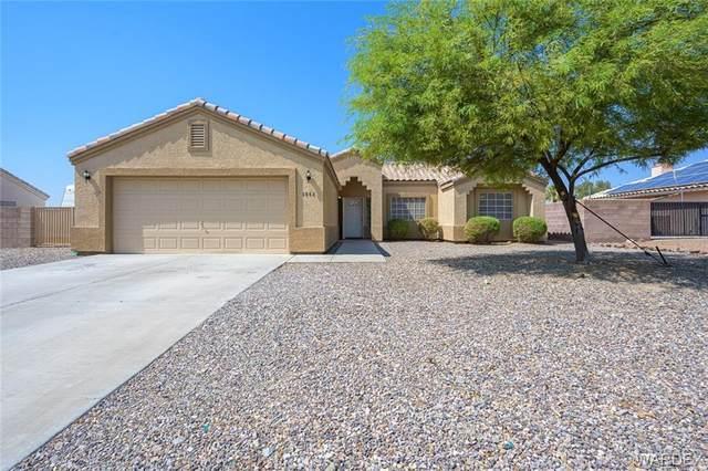 5063 S Amber Sands Drive, Fort Mohave, AZ 86426 (MLS #985714) :: The Lander Team
