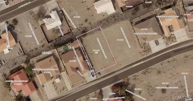 3471 Sunglow Drive, Bullhead, AZ 86429 (MLS #985723) :: The Lander Team