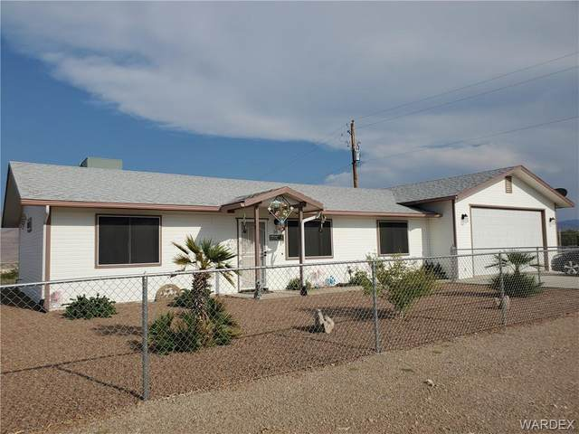 10 E Spencer Drive, Meadview, AZ 86444 (MLS #985769) :: The Lander Team