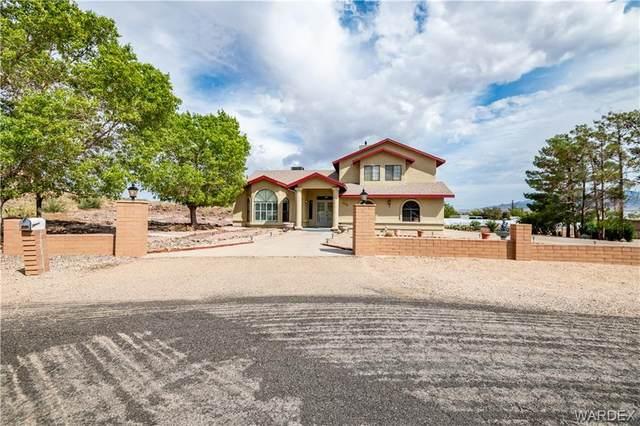 1035 Riata Valley Circle, Kingman, AZ 86409 (MLS #985816) :: The Lander Team