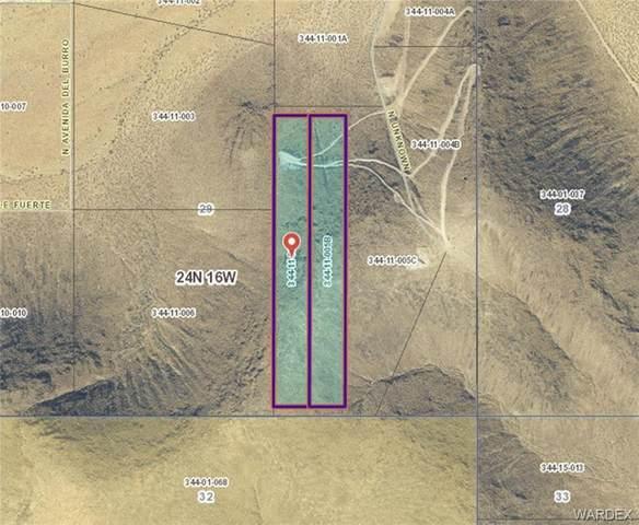 20 E Calle Bill, Kingman, AZ 86409 (MLS #985847) :: The Lander Team