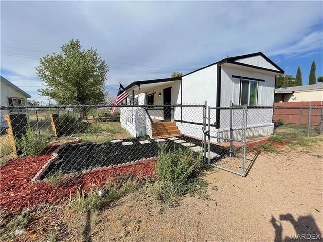 2165 E John L Avenue, Kingman, AZ 86409 (MLS #985871) :: The Lander Team