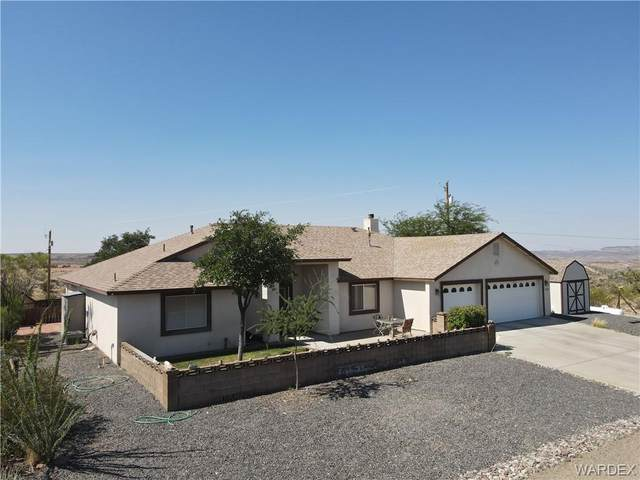 3540 E Hualapai Mountain Road, Kingman, AZ 86401 (MLS #985907) :: The Lander Team
