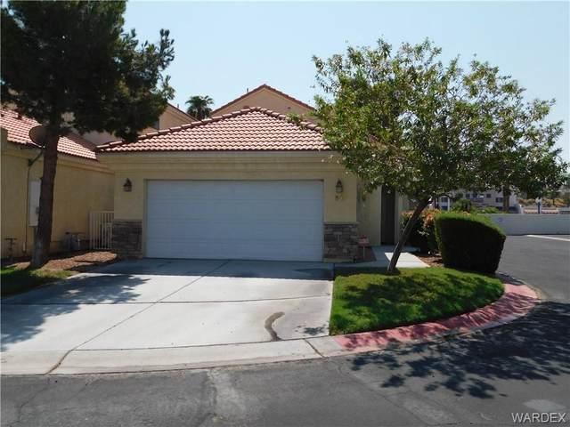 1825 E Shore Villas Drive #51, Bullhead, AZ 86442 (MLS #985924) :: The Lander Team