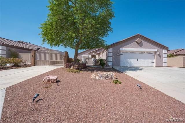 3009 Carefree Drive, Bullhead, AZ 86442 (MLS #985929) :: The Lander Team