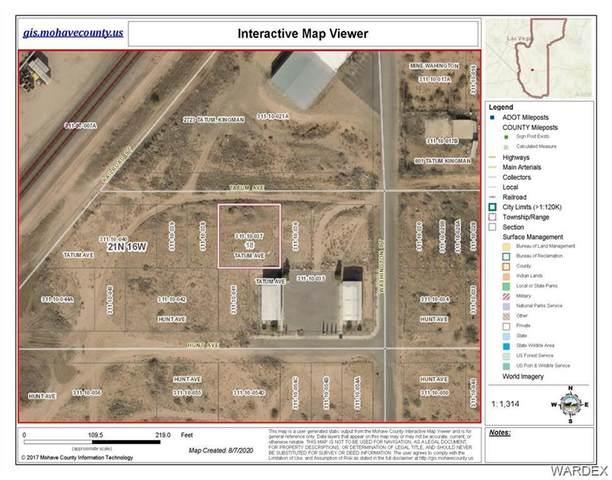 . Tatum Avenue, Kingman, AZ 86401 (MLS #985931) :: The Lander Team