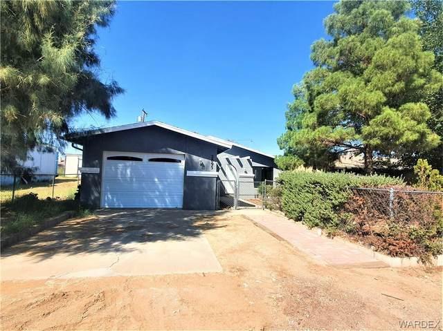 2895 E Carver Avenue, Kingman, AZ 86409 (MLS #985937) :: The Lander Team