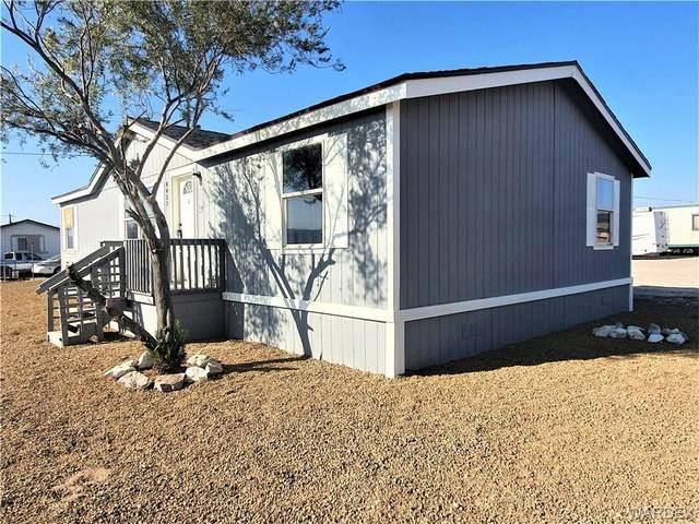 4451 S Puerto Verde Drive, Fort Mohave, AZ 86426 (MLS #985939) :: The Lander Team