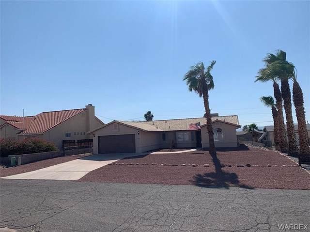 5889 S Gazelle Drive, Fort Mohave, AZ 86426 (MLS #985940) :: The Lander Team