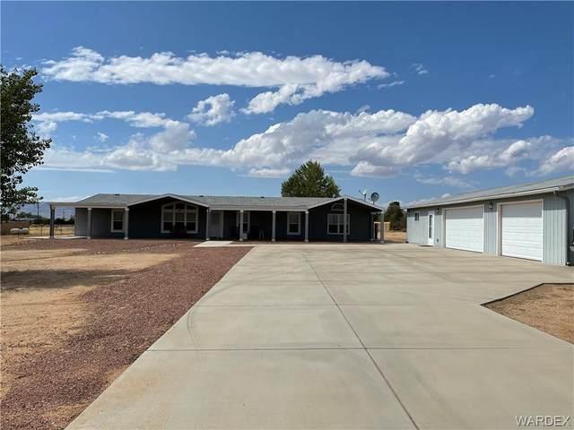 641 S Tonto Road, Golden Valley, AZ 86413 (MLS #985973) :: The Lander Team