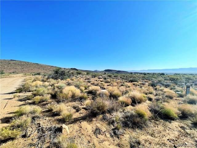 0000 E Bull Mountain Court, Kingman, AZ 86409 (MLS #985995) :: The Lander Team