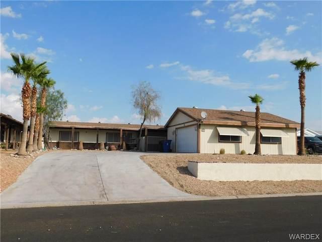 643 Terrace Drive, Bullhead, AZ 86442 (MLS #986003) :: The Lander Team