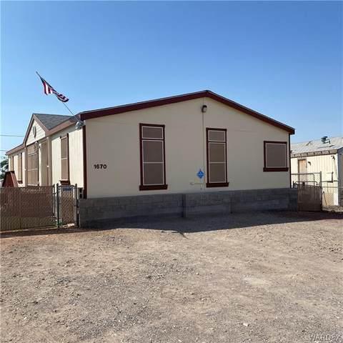 1670 E La Entrada Drive, Fort Mohave, AZ 86426 (MLS #986031) :: The Lander Team